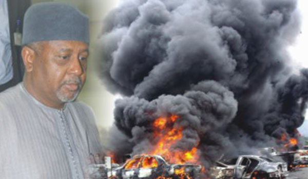 Nigerians welcomed the order for the arrest of Sambo Dasuki, the former national security adviser accused of diverting billions that should have equipped the army to fight broko haram.