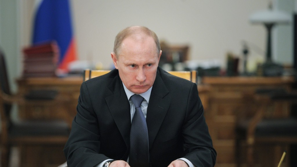 """We will find them anywhere on the planet and punish them,"" Putin said at a somber Kremlin meeting broadcast on Tuesday."