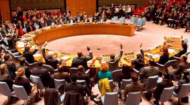 UN Security Council Say's All Able Countries Must Join Fight against Islamic State