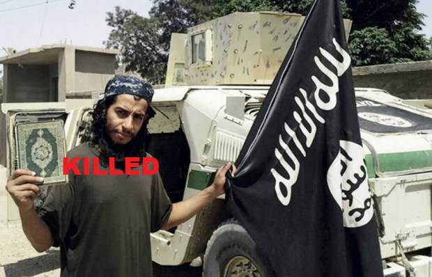 Paris Attack Leader Jihadist Abdelhamid Abaaoud Killed by French Police