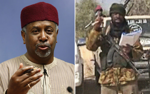 Nigeria's Former National Security Adviser Caught Stealing Two Billion Dollars Earmarked for Fight Against Broko Haram