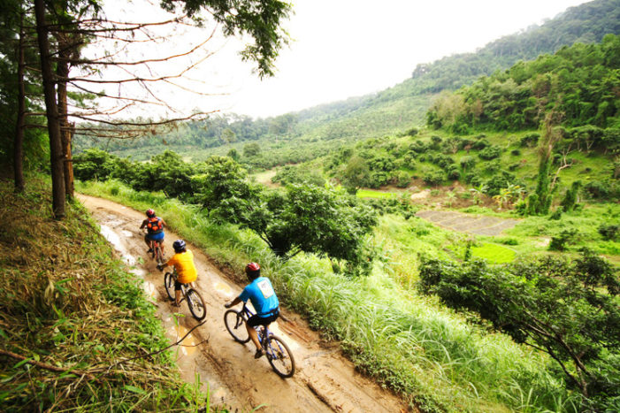 Chiang Rai, Thailand, Bike Tours that Pass Historic Sites and Lush Countryside