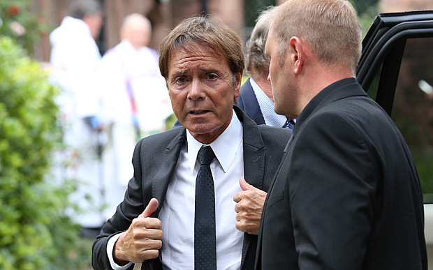 British Singer Sir Cliff Richard Questioned Over Alleged Sex Offense from 35 Years Ago