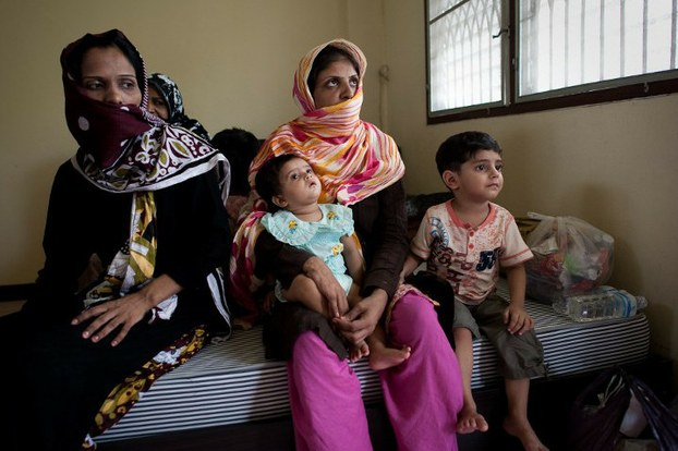 Non-Registered Asylum Seekers and Refugees in Bangkok