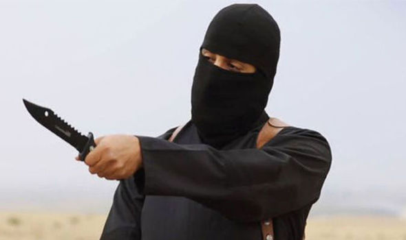 "US Drone Strike Targets ""Jihadi John"" in Syria, Officials Await Proof of Kill"