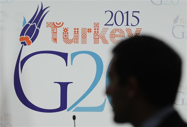 The 2015 G-20 Antalya summit will be the tenth annual meeting of the G-20 heads of government. It's being held in Antalya, Turkey