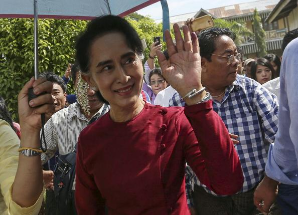It's Official, Aung San Suu Kyi's Opposition Party has Won Majority in Myanmar Elections