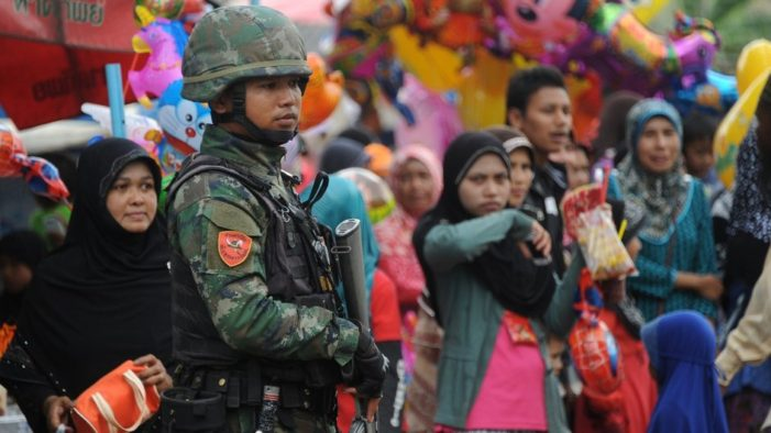 Southern Thailand Muslim Extremists Attack Police in Narathiwat Province