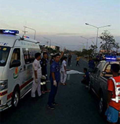 Singaporean Man Jumps to His Death in Central Thailand