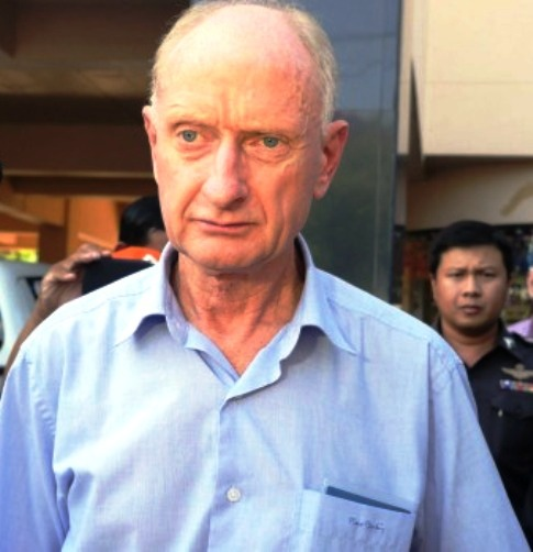 Convicted Australian Child Molester Arrested in Ubon Rathchathani