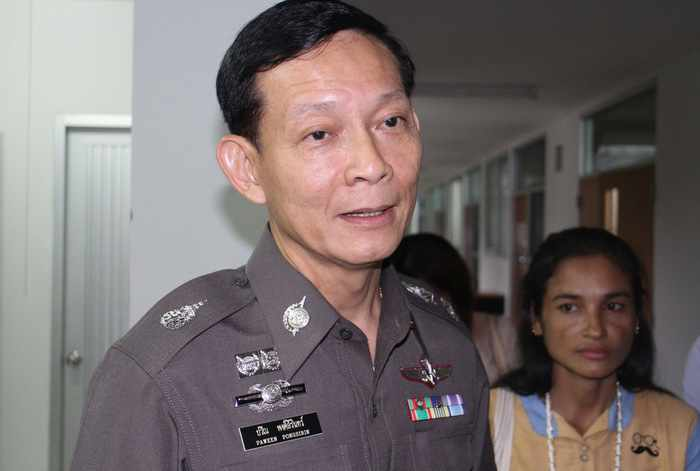 Thai Police General Flees to Australia, Fearing for his Life