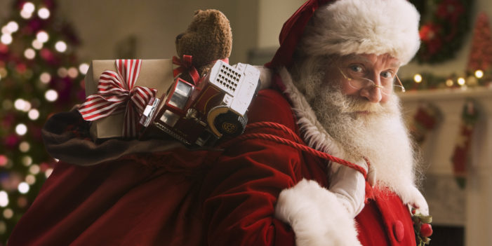 Six Things you Need to know about Santa Claus!