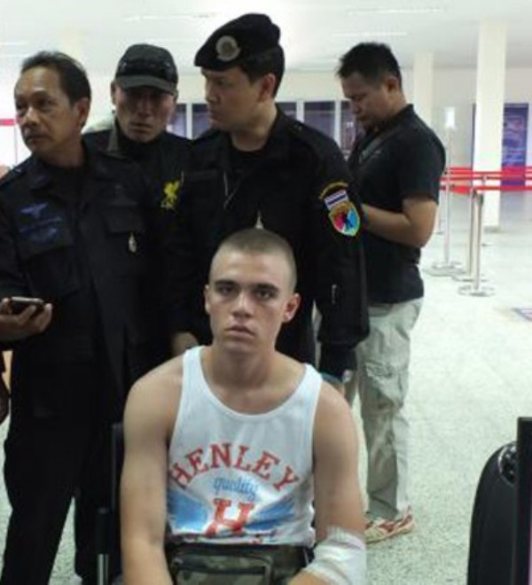 American Tyler Gerard Confesses to Kidnapping, Not Killing, Aussie Biker