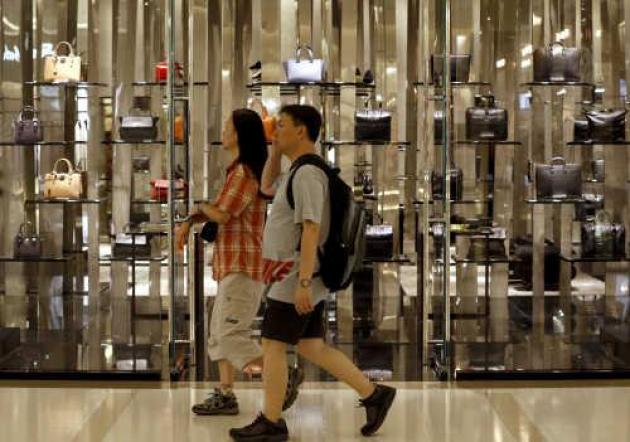 Thailand's Consumer Prices Fall for 11th Straight Month