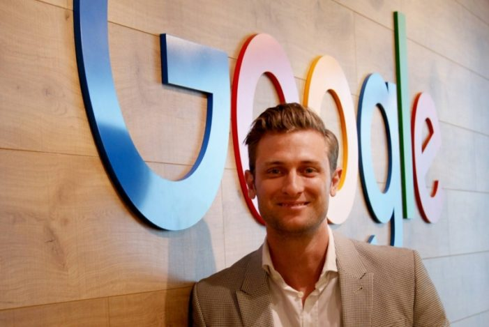 Ben King Appointed Country Head for Google Thailand