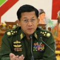 """General Min Aung Hlaing, head of the country's influential military, has asked Thailand for a """"review of the evidence"""""""