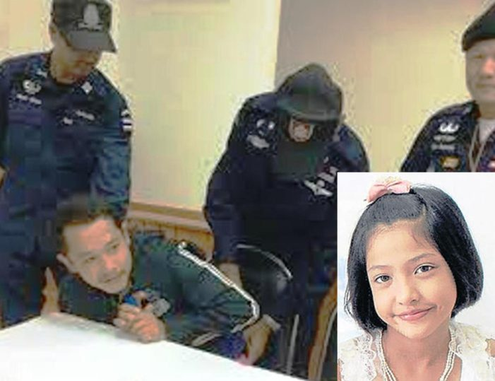 Thai Man Sentenced to Death for Murdering of 11 Year old Girl