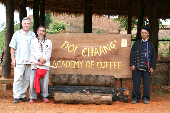 Coffee a Force for Good in Chiang Rai, Thailand