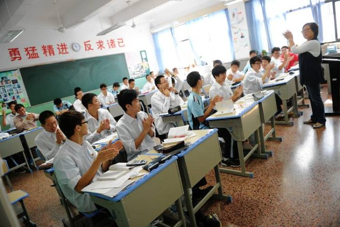 China tries to Curb Western Influence in Education Programs