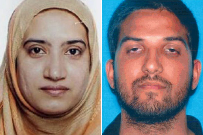 Islamic State Boasts that California Killers of 14 were their Followers