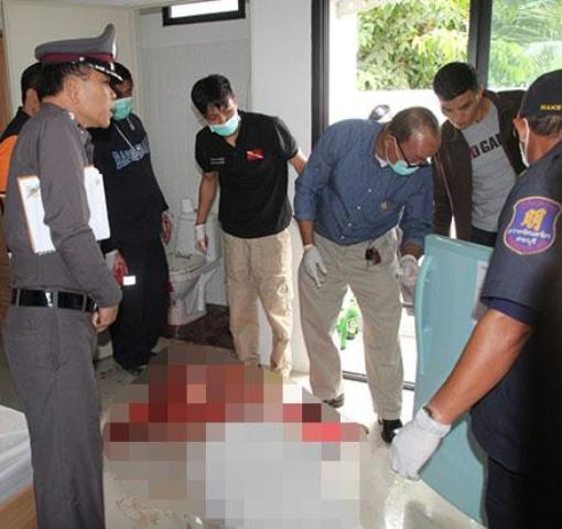 Frenchman Found Dead with Throat Slashed in Udon Thani