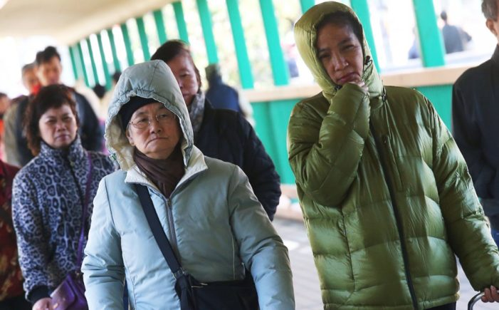 Bundle Up, Colder Temperatures Predicted for Chiang Rai