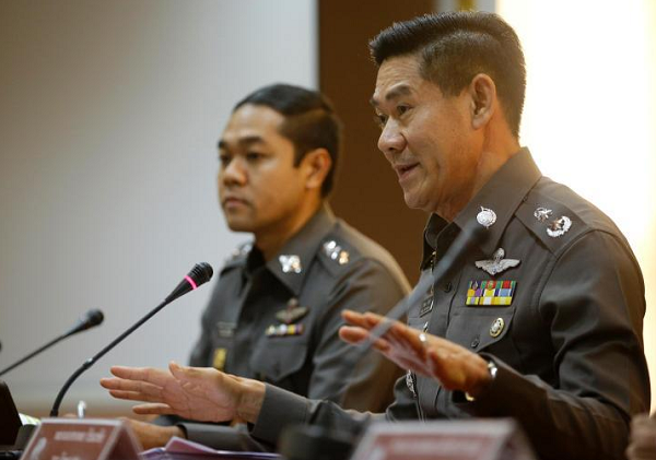 Thai Police Finds Three of the Ten Syrian Men with Possible Links to ISIS
