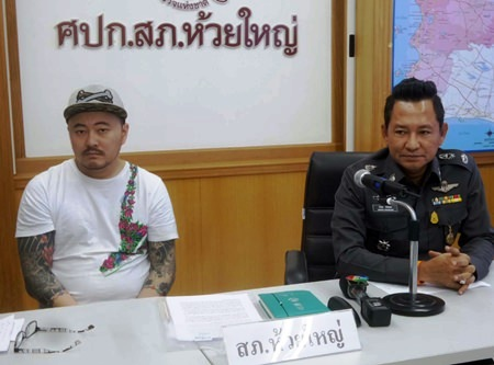 South Korean Charged with Murdering Countryman in Pattaya