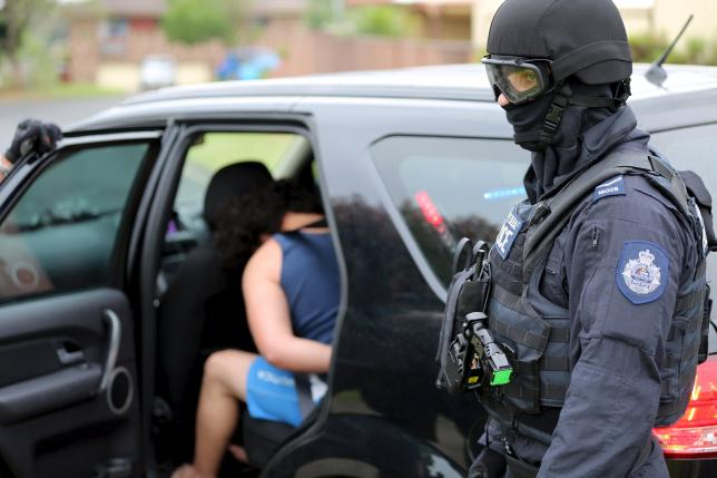 Counter-Terrorism Police in Australia Arrest 5 Young Men, Plotting to Attack Government Buildings
