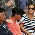 The accused are his 48-year-old widow Poranee Napadol, Sampan Jaemjaeng, 46, and Sarawut Sa-ardsri, 40.