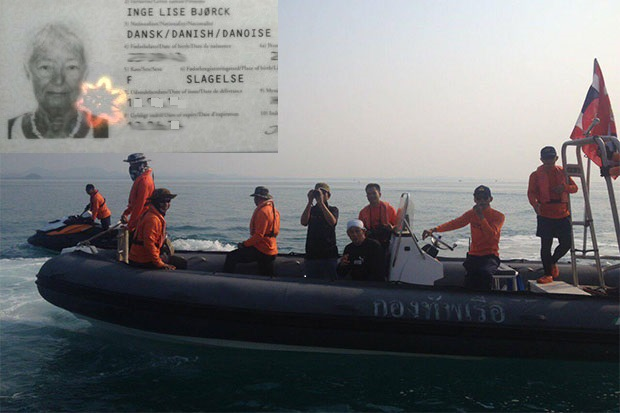 73 Year Old Danish Woman Drowns after Falling off Koh Chang Ferry