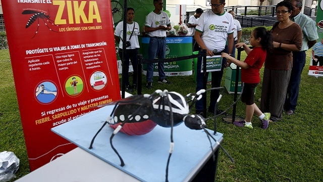 As Southeast Asian Countries Brace for Zika Virus, Thailand Say's Threat Low