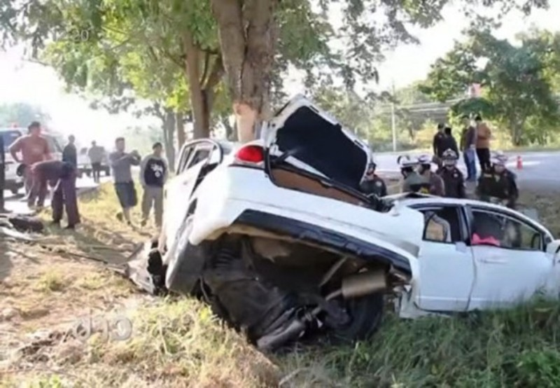 Highways with straight sections registered the highest accidents