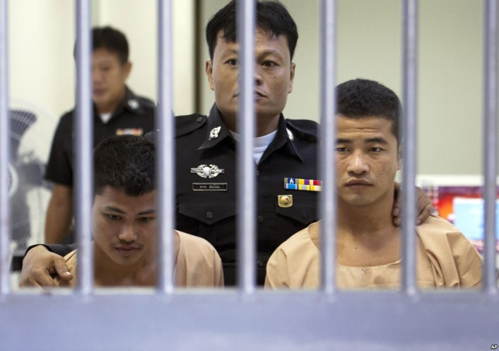 Zaw Lin and Win Zaw Htun lawyers, seek the transfer of them to Bangkok to facilitate visits, and trial.
