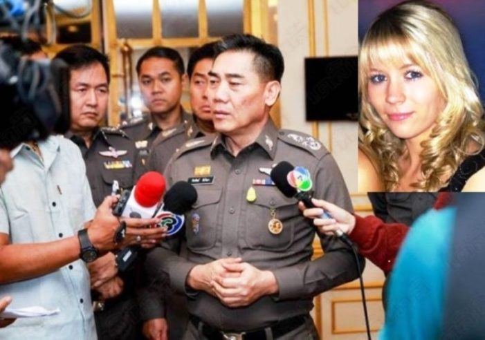 Thai Police Chief Considers Legal Action Over Laura Witheridge Scathing Facebook Allegations