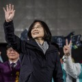 Taiwan's Democratic Progressive Party (DPP) Chairperson Tsai Ing-wen has won presidential election