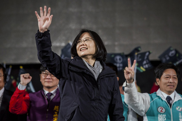 Taiwan Elects First Female President, China Warns over Sovereignty Movement