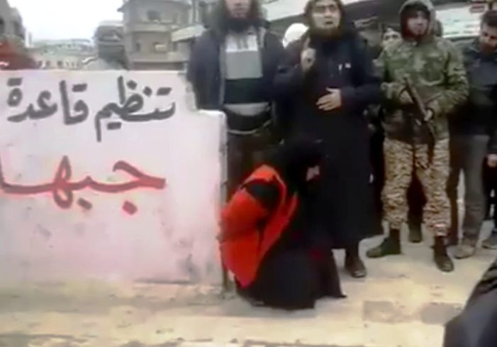 20 Year Old Son Executes his Mother for Asking to Him Leave Islamic State