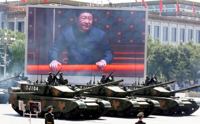 President Xi Jinping's Push to Overhauls China's  Armed Forces