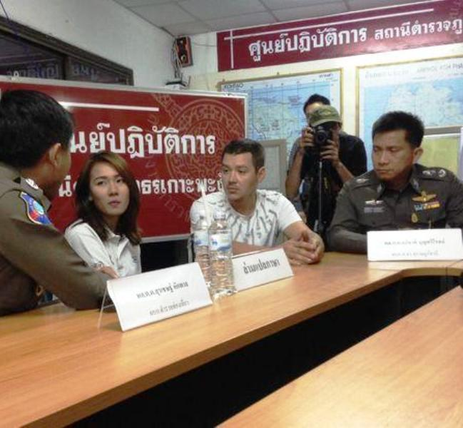 Russian Bar Manager Faces Deportation in Connection with Gun Attack on Koh Phangan