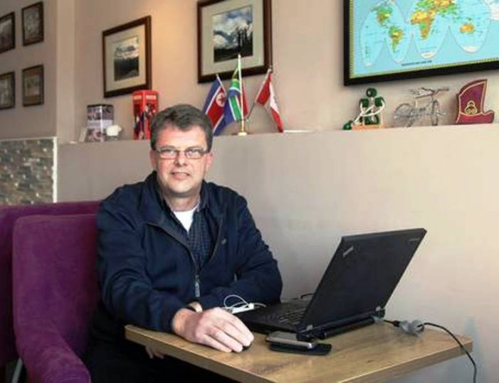 Canadian Kevin Garratt Indicted in China on Charges of Stealing State Secrets