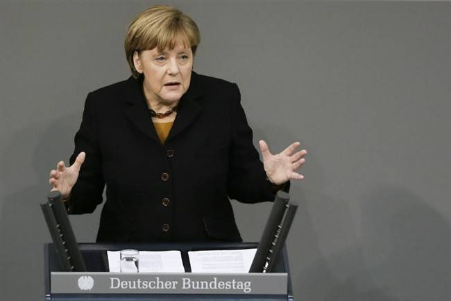 �The chancellor expressed her outrage about these despicable assaults and sexual attacks, that demand a hard response by the forces of law,� Merkel�s office said in a statement.