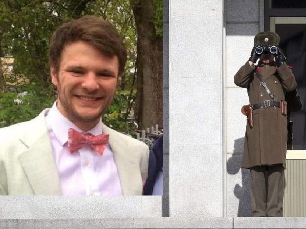 Otto Warmbier, a 21-year-old junior at the University of Virginia, was traveling with a tour group when he was arrested on Jan. 2, the North Korean