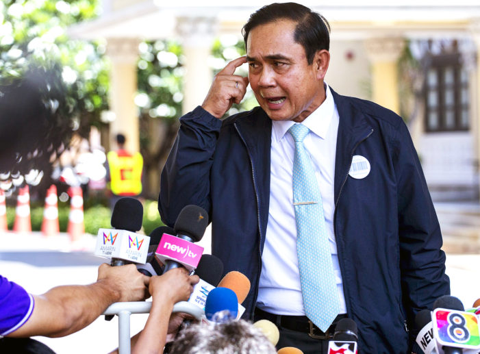 Thailand's Foreign Investment Drops 78% under Prayuts Military Government