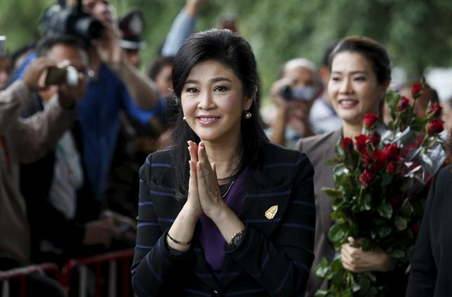 Junta Commences Rice-Subsidy Trial of Former Prime Minister Yingluck Shinawatra