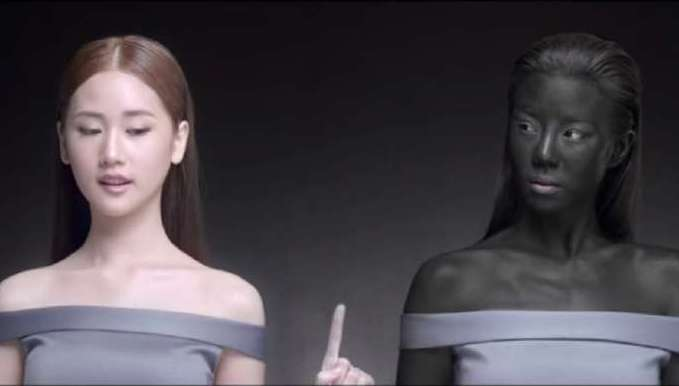 Thai Skin-Whitening Commercial Sparks Outrage on Social Media