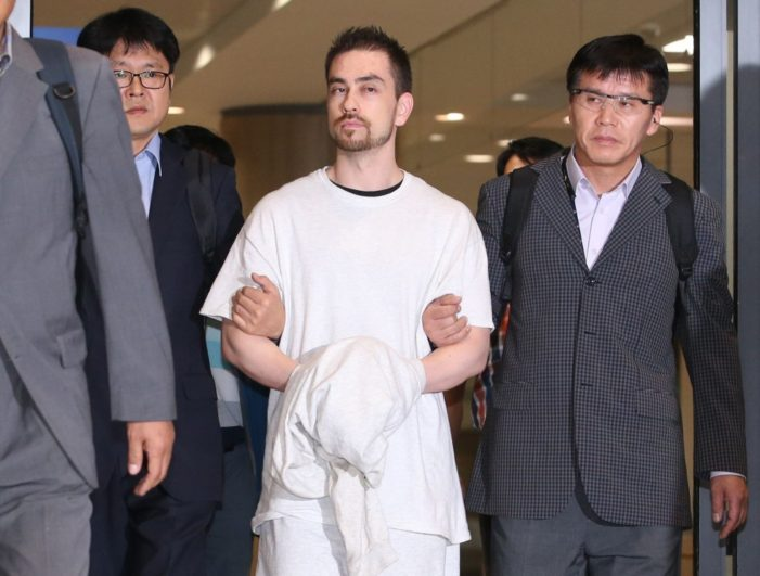 American Arthur Patterson Get 20 Years for Killing Korean Student in 1997