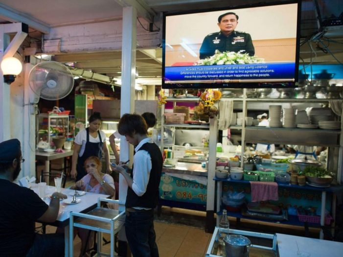 Human Rights Watch: Thailand's Rights Crisis Deepens Under Junta Rule