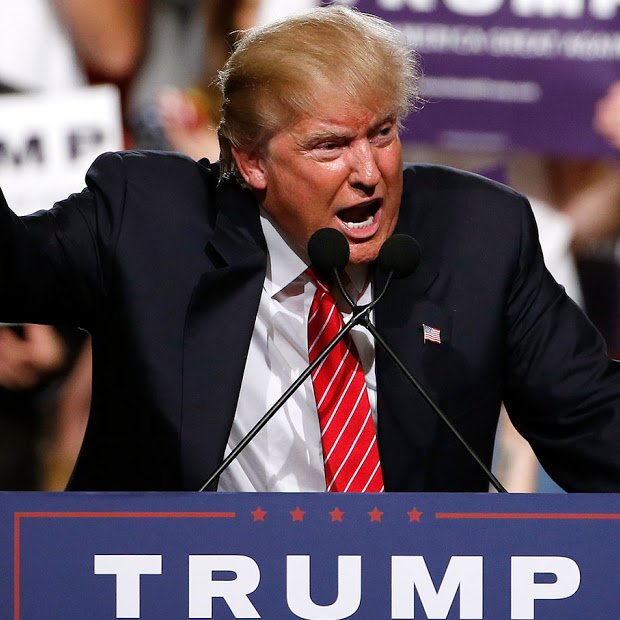 U.S. Presidential Candidate Donald Trump touts Bar on Muslims to USA