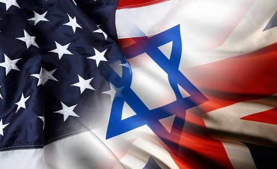 The United States and Britain, Spying On Israel For Over A Decade